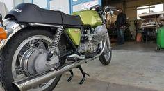 1973 Moto Guzzi V7 Sport #motoofficina #motoguzzi #v7sport