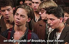 """Community Post: Remembering Brooklyn From """"Newsies"""" 