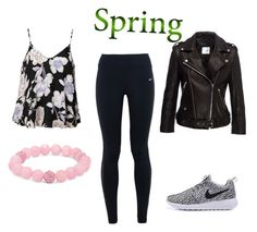 """""""Untitled #6"""" by alexisburkhalter ❤ liked on Polyvore featuring Ally Fashion, NIKE and Palm Beach Jewelry"""