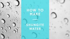How to make shungite water How To Make Fire, How To Make Tea, Making Herbal Tea, Drinking Hot Water, Structured Water, Cells And Tissues, Interesting Information, Crystal Meanings, Infused Water