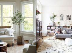 como decorar con plantas de interior