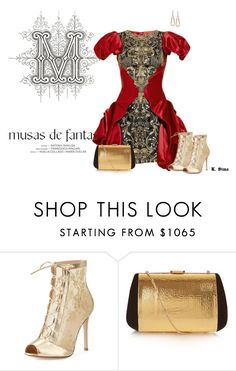 """Use This Dress"" by ksims-1 ❤ liked on Polyvore featuring Alexander McQueen, Gianvito Rossi and Nina Ricci"