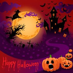 Why We Celebrate Halloween? And Get Free Happy Halloween Images