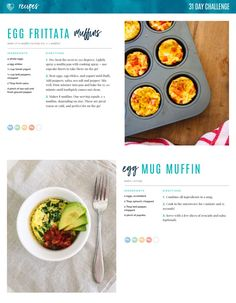 TIU Egg Muffins