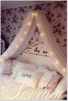 *WHITE GLAM*: Espaços românticos