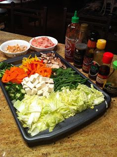Chef Julia: Mongolian BBQ at Home