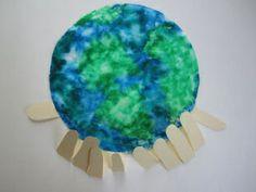 spring preschool crafts | Preschool Crafts for Kids*: Earth Day | preschool spring