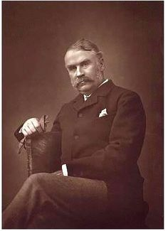 William Schwenck Gilbert (of Gilbert and Sullivan fame, The Pirates of Penzance, H.M.S. Pinafore, The Mikado ++) was born on November 18, 1836, on The Strand, London, and died on May 29, 1911.