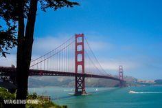 O que fazer na California: Golden Gate