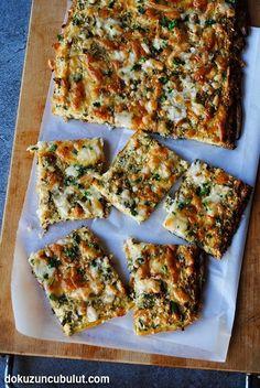 Karnabahar pizzası – Diyet Yemekleri – The Most Practical and Easy Recipes Healthy Salad Recipes, Baby Food Recipes, Healthy Snacks, Healthy Eating, Diet Pizza, Good Food, Yummy Food, Keto, Iftar
