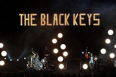 """The Black Keys """"I must admit I can't explain ... Baby I'm howlin' for you"""""""