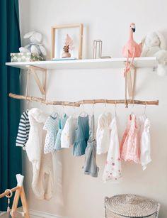 Girls Bedroom Furniture, Baby Bedroom, Kids Bedroom, Baby Girl Nursery Themes, Baby Room Decor, Little Girl Beds, Ideas Habitaciones, Baby Room Neutral, Kids Room Organization
