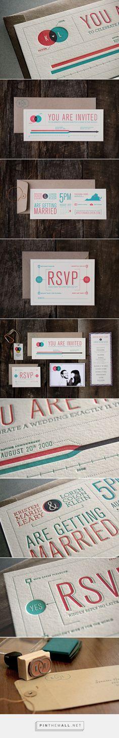 Wedding Invitations--I like the idea of embossing+color mixing Wedding Stationary, Wedding Invitation Cards, Letterpress Invitations, Invites, Celebration Love, Wedding Graphics, Visual Communication Design, Graphic Design Trends, Print Layout