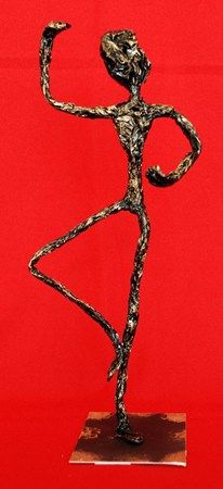 """Giacometti """"Bronze"""" Sculpture"""