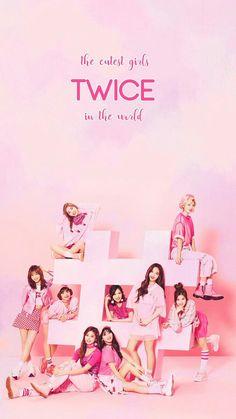 Twice kpop wallpaper Lockscreen Sana Chaeyoung Momo Tzuyu Nayeon Dahyun   JungYeon Mina Jihyo
