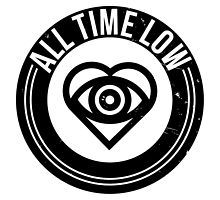 All Time Low - Future Hearts logo by Chloe Reynolds