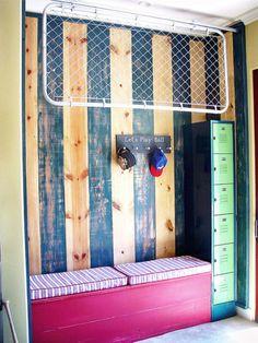 baseball bedrooms