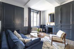 La Caraque - One Bedroom Apartment, Sleeps 4 - Intra Muros Rental Apartments, Vacation Apartments, Chaise Vintage, Ideal Home, Oversized Mirror, Condo, Intramuros, Interior Design, House
