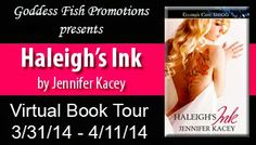 #BookNerd: Haleigh's Ink Blog Tour and Giveaway!!