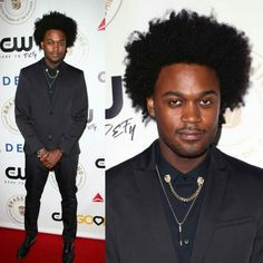 8 juin 2017 : Echo Kellum à l'événement 14th Annual Brass Ring Awards Dinner #actor #echokellum #arrow #arrowverse