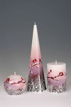 "Find and save images from the ""Candles"" collection by Mercede Lynn on We Heart It, your everyday app to get lost in what you love. Diy Candles Video, Homemade Candles, Candle Art, Candle Lanterns, Gel Candles, Scented Candles, Candle Arrangements, Candlemaking, Beautiful Candles"