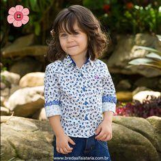 Breda Bambina Baby  Camisaria Infantil http://www.bredaalfaiataria.com.br  Moda infantil para meninas. Para crianças cheias de estilo!!!