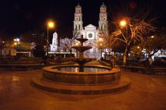 The Cathedral in downtown Cd. Juarez, Chi. Mexico