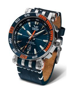 VOSTOK EUROPE Men's Automatic Watch Energia Rocket order now at the uhrcenter Watches Shop. You are in the right place about watch sport Here we offer … Sport Watches, Cool Watches, Tag Heuer, Europe, Automatic Watches For Men, Luxury Watches For Men, Stainless Steel Case, Blue Orange, Chronograph