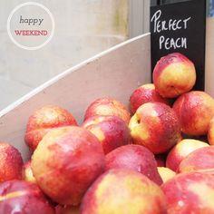 Perfect peach!