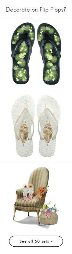 """""""Decorate on Flip Flops😀"""" by ragnh-mjos ❤ liked on Polyvore featuring art, Havaianas, polyvoreset, FlipFlops, Summer, contest, artset, topsets, polyvorecommunity and topset"""