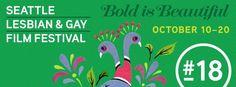 18th annual Seattle Lesbian & Gay Film Festival - OCT 10-20, 2013
