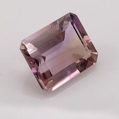 Bolivian Mandiore Ametrine Gemstone (5.91 ct) 11x11 mm Emerald cut Sq. Rated: 7 / 5 based on 7 customer reviews $106 In stock Product description: Ametrine, is also known by its trade name: bolivianit