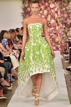 Oscar de la Renta Spring 2015 Ready-to-Wear - Collection