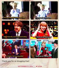 And really great GIFsets. | Taylor Swift's Tumblr Is The Happiest Place On The Internet And This Is Why