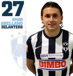 Omar Arellano Riverón nació en Guadalajara, Jalisco el 18 de Junio de 1987 y debutó en Primera División el 24 de octubre 2004.