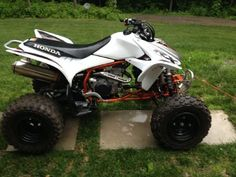 Honda Four Wheelers For Sale >> 24 Best Ideas For Bae Images Atv Honda 4 Wheelers