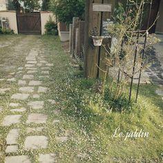 olivierさんの、枕木門柱,プロヴァンスに憧れて…,アンティークレンガ,手作りの庭,しゃれとんしゃあ会,RC九州支部,玄関/入り口,のお部屋写真