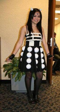 My First Costume Post - Dalek Supreme (img heavy) - CLOTHING