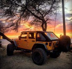 #jeep-jk-life #jeep #wrangler #sunrise #sunset