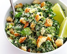 27 Ways With Greek Yoghurt Greek Yoghurt, Caesar Salad, Savoury Dishes, Greek Recipes, Vegetable Recipes, Salad Recipes, Meal Prep, Salads, Tasty