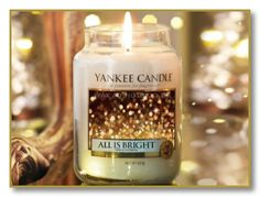 All is Bright  #YankeeCandle #2016 #festive
