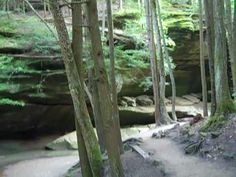 A tour of Old Man's Cave in Hocking Hills!