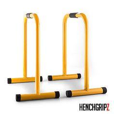 HENCHGRIPZ Parallel Bars   Gymnastic Bars   Dip Station   Dip Machine