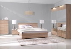 Set Mobila Dormitor Nebraska II #homedecor #interiordesign #inspiration #bedroom #bedroomdecor #furniture Nebraska, Bedroom Vintage, Bedroom Decor, Interior Design, Inspiration, Living, Furniture, Tudor, Home Decor