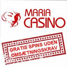 Gratis spins uden omsætningskrav på Maria Casino