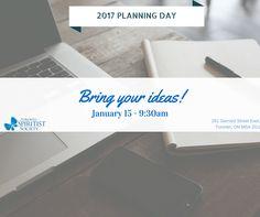 2017 Planning Day, Toronto Spiritist Society, Canada - http://www.agendaespiritabrasil.com.br/2017/01/03/2017-planning-day-toronto-spiritist-society-canada/