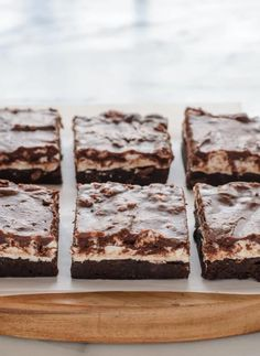 Mississippi Mud Pie Bars. Rich brownies topped with marshmallows and fudge frosting