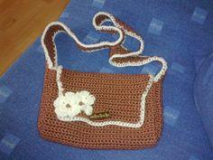 Háčkovaná taška (Bag - crochet)