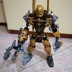 "170 Likes, 5 Comments - koryhunter (@the_biomoc) on Instagram: ""Maidrus (toa old) finally finished after a long period of time, although it must be said that in…"""