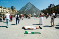 Matching Monsters haciendo planking. Imagen por Karen.